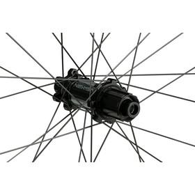 "NEWMEN Evolution SL X.A.25 Hinterrad 27.5"" 12x142mm Straight Pull 6-Loch Gen2 Shimano black anodizing/black anodizing grey"